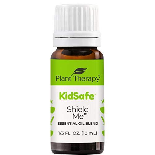 Plant Therapy KidSafe Shield Me Synergy Huile essentielle 10 ml 100 % pure, non diluée, qualité thérapeutique
