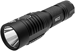 NITECORE MH23 NITECORE MH23 1800 Lumen High Performance Rechargeable Pocket-Sized Flashlight, Youth-Unisex
