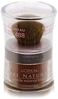 L'Oreal Paris True Match Gentle Mineral Blush, Soft Rose [488] 0.15 oz