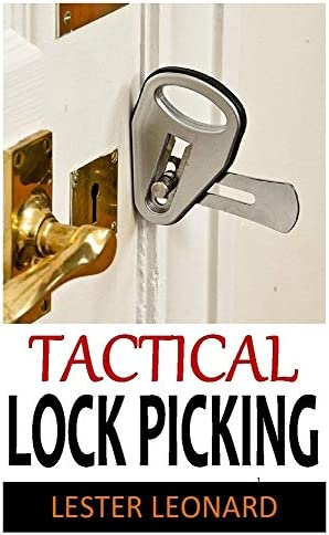 TACTICAL LOCK PICKING Discover the complete guides on everything you need to know about tactical product image