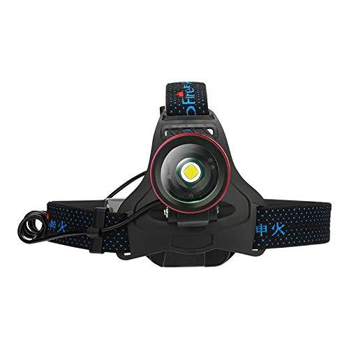 Faros delanteros LED Cree Hl01 linterna frontal de caza y
