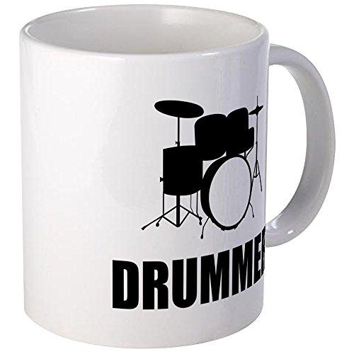 CafePress - Schlagzeug-Tasse - Einzigartige Kaffeetasse, Kaffeetasse, Teetasse