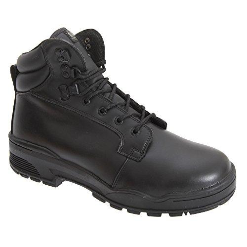 Magnum - Botas de Trabajo y Seguridad Estilo Militar Modelo Patrol Cen para Hombre (39 EU/Negro)