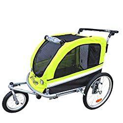 Dog Stroller and Bike Trailer - Best Dog Gear 2019