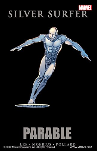 Silver Surfer: Parable (English Edition)