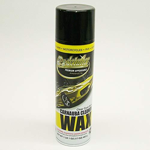 EZ Detailer Cleaning Wash & Wax with Carnauba 17oz
