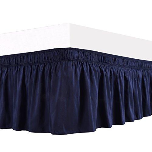 Best ruffle skirt bedspread full size for 2021