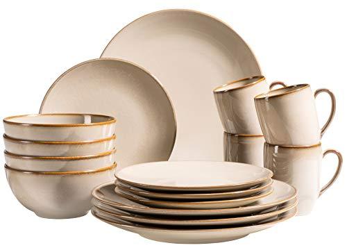 Vajilla De Ceramica 16 Piezas
