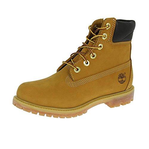 Timberland Womens Symbol 6 Zoll Premium Boot 10361 Weizen UK7 Weizen