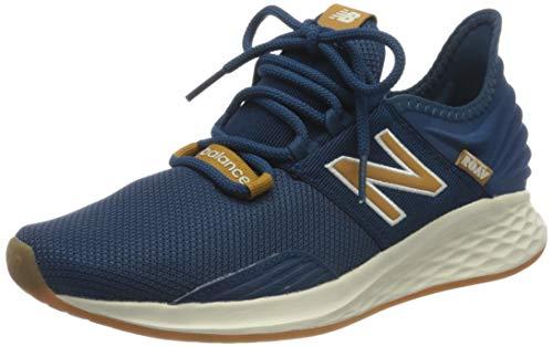 New Balance Fresh Foam Roav', Zapatillas para Correr de Carretera Hombre, Azul, 42 EU