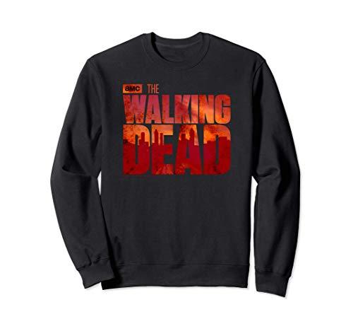 The Walking Dead Blood Logo Sudadera