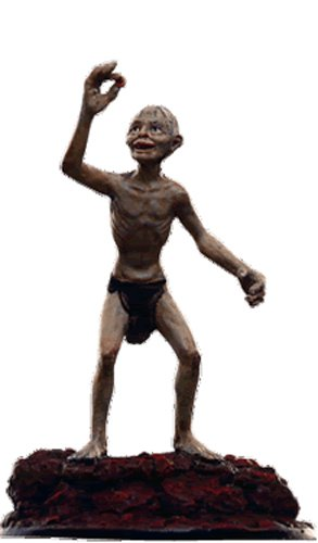 Lord of the Rings Figurine Collection Nº 103 Gollum