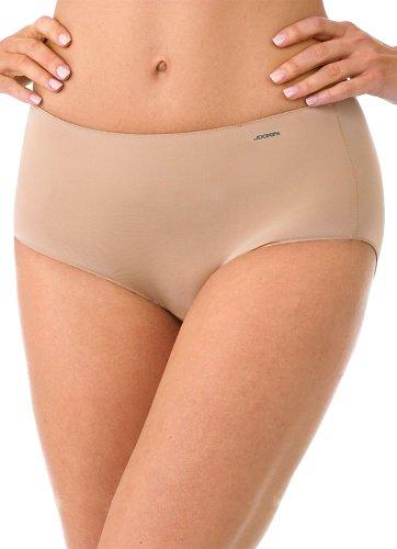 Jockey Women's Underwear No Panty Line Promise Tactel Hip Brief, Light, 7