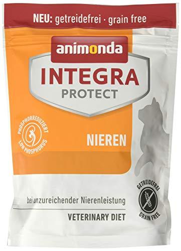 Integra Protect reins pour chat d'animonda, nourriture sèche en cas d'insuffisance rénale chronique, 300 g