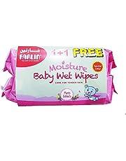Farlin (1+1) Wet Wipes Bag, 85 sheets per bag_DT-006A-2C