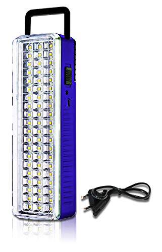Pick Ur Needs ® 60 LED Rechargeable Home Emergency Light (Multi Color- As per Availability)