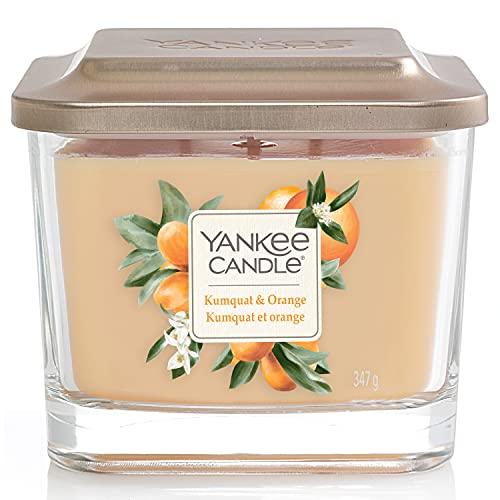 Yankee Candle - Candela profumata, 96 g, colore: Giallo