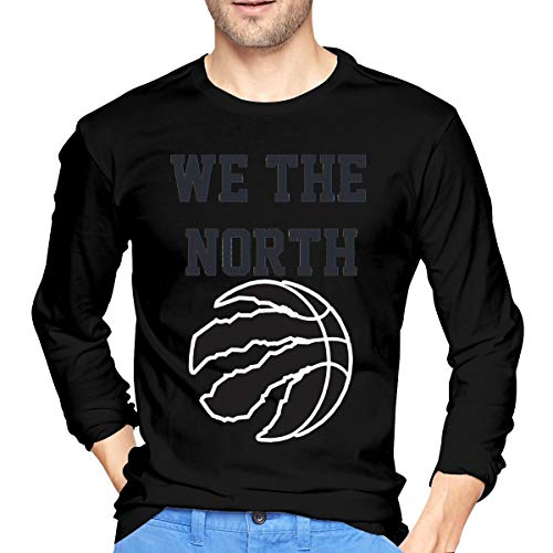 Toronto We The North heren lange mouwen T-shirts ComfortSoft Shirts Perfect for Inside of Outside