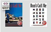 SHINee - Don't Call Me [フォトブック フェイク リアリティ+リアリティ フルセット ver.] (Vol.7) [予約] 予備の装飾ステッカー付き フォトカード