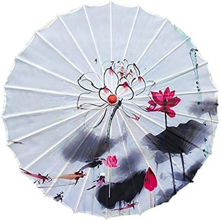 Oil Paper Umbrella Women Craft Decoration quality assurance Photo Ancient San Antonio Mall