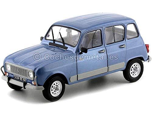 SOLIDO–Renault 4L GTL Clan–1986–1/18