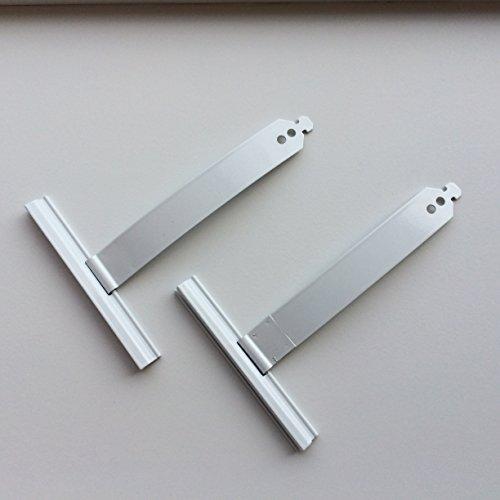 Aufhängefeder Abdruckdämmfeder Stahlfeder MINI für Rolladen Rollladen 10er Paket