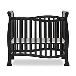 Dream On Me Violet Mini Crib