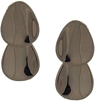 PEITHO Gold Plated Clip On Earrings by Rodney