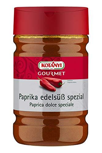Kotanyi Paprika Edelsüß Spezilität Gewürze für Großverbraucher und Gastronomie, 640 g