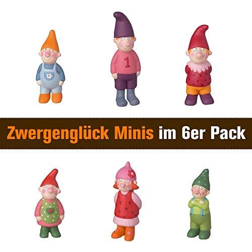 räder GmbH Kleine Zwergenglück-Familie, 6er Set