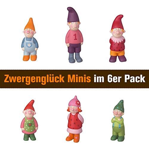 Räder Kleine Zwergenglück-Familie, 6er Set