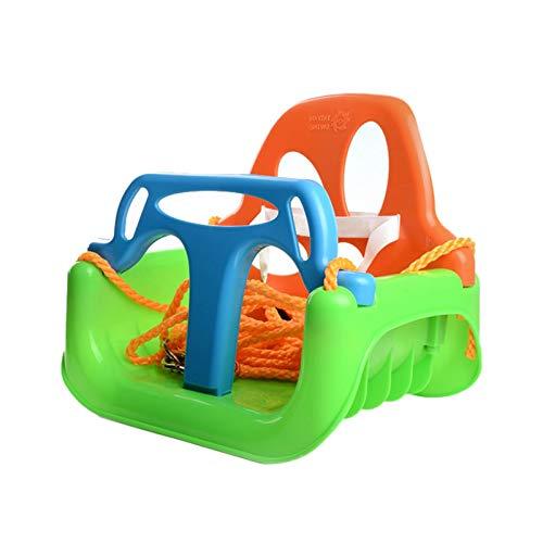 Baby Swing Aggiornamento 3 In 1 Seggiolino Per Bambini Regolabile E In Crescita Sedile Da Altalena Altalena Da Giardino Per Neonati E Bambini Con Schienale E Cintura Di Sicurezza Sedia Da Altalena Per