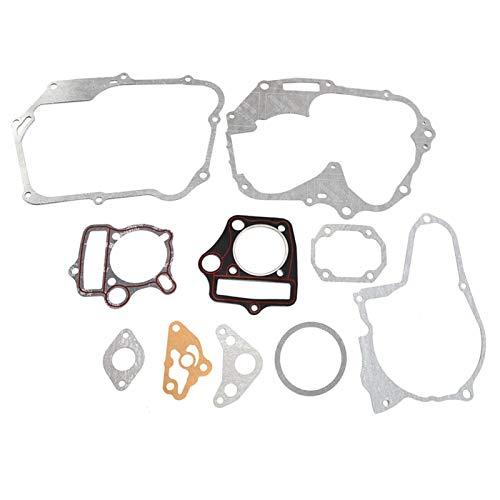 Junta de culata de motor de plástico de alta precisión resistente al calor, juego de juntas de motor, resistencia al aceite fácil de instalar para motor