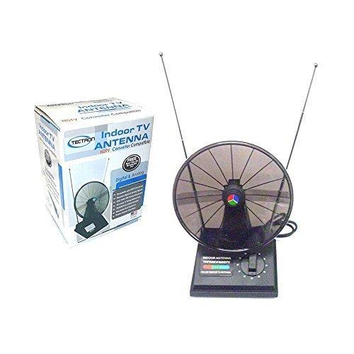 TV Antenna Ant500 Indoor, Round HDTV Compatible