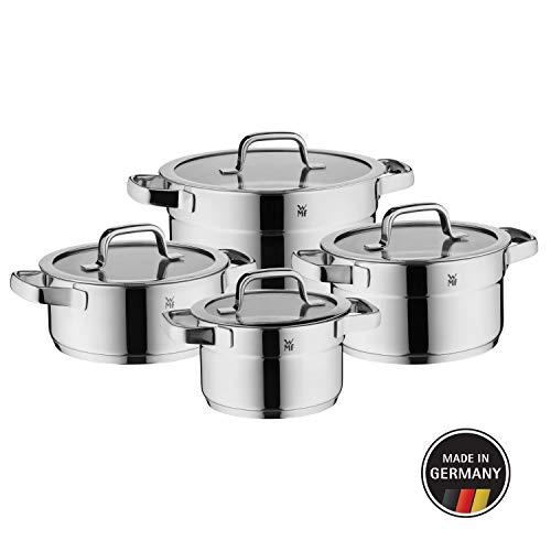 28CM Edelstahl Stack und Steam Pot Set Steamer Saucepot Wasserbad und Deckel