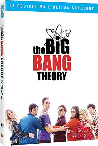 Cover Big Bang Theory (The) - Stagione 12 (3 Dvd) (1 DVD)