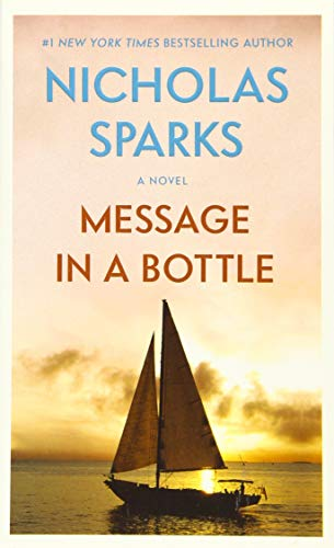 Compare Textbook Prices for Message in a Bottle  ISBN 9781455569083 by Sparks, Nicholas
