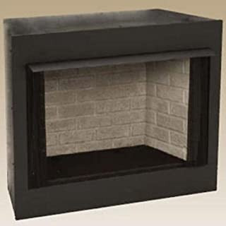 Monessen Gruf36c-r 36-inch Radiant Face Circulating Vent-free Firebox With Refractory Firebrick