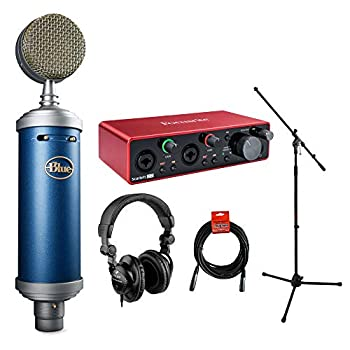 Best condenser microphone with stand Reviews