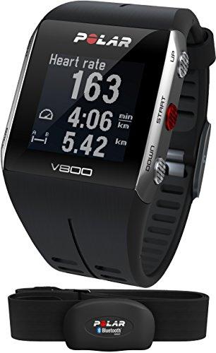Polar V800 - Reloj deportivo con GPS y sensor de frecuencia cardíaca H7 HR Sensor