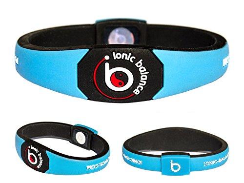 Ionic-Balance Power Band, klein, 17,5 cm, Blau