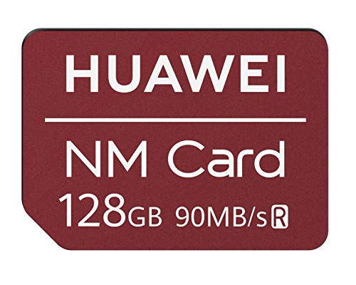 Huawei Nano Memory Card, 128 GB, Compatible Only with Mate 20 and Mate 20 PRO