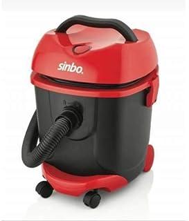 Sinbo SVC-3484 2000W Elektrikli Süpürge Kırmızı