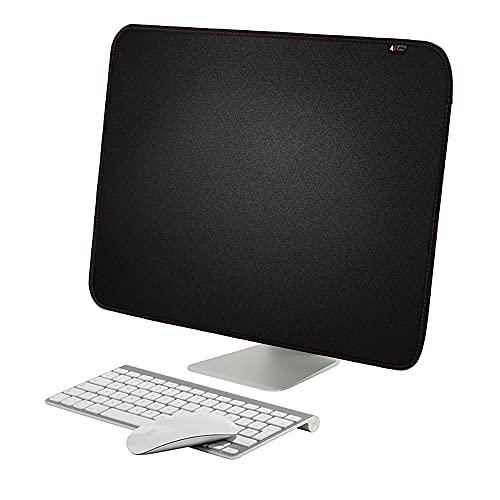 Grevosea Funda para pantalla antiestático LCD/LED/HD, protección contra el polvo, compatible con PC de 21/27 pulgadas, ordenador de sobremesa y TV