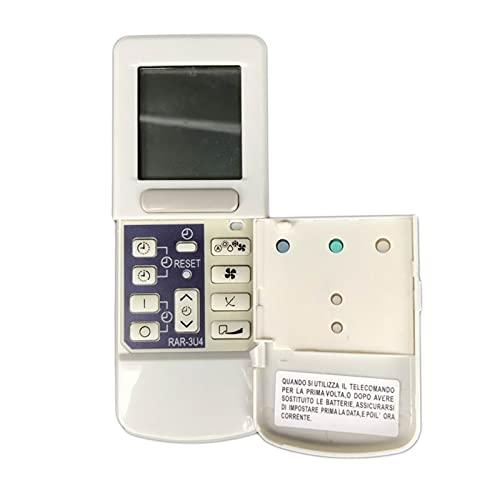 HUYANJUN, Controllo remoto Compatibile con Hitachi RAS-35FH6 RAS-S18H2 RAS-50SH4 RAS-18SH4 RAC-50YH4 RAS-50YHA1 RAS-50YHA3 RAS-60YHA3 Condizionatore