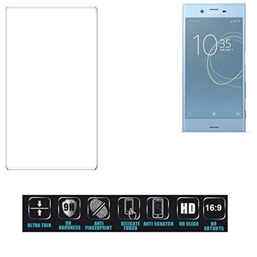 Für Sony Xperia XZs Dual SIM Schutzglas Glas Schutzfolie Glasfolie Bildschirmschutzfolie Bildschirmschutz Hartglas Tempered Glass Verb&glas Für Sony Xperia XZs Dual SIM 16:9 Format, Bedeckt Nicht Die