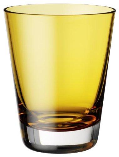 Villeroy & Boch Colour Concept Becher Amber, Glas, Ambra, 108mm