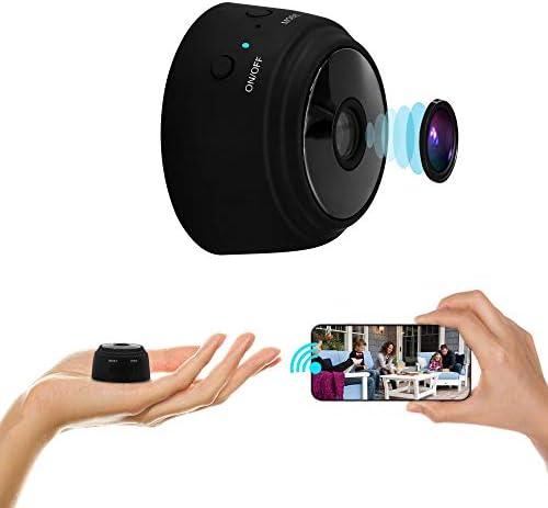 Bogasu Mini Hidden Camera WiFi Video Camera 1080P HD Security Surveillance Cameras 32G SD Card product image