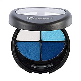 Flormar Quartet Eyeshadow - 407 Blues In Love