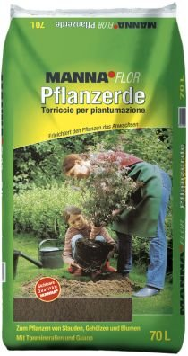 MANNA® FLOR Pflanzende 70 L
